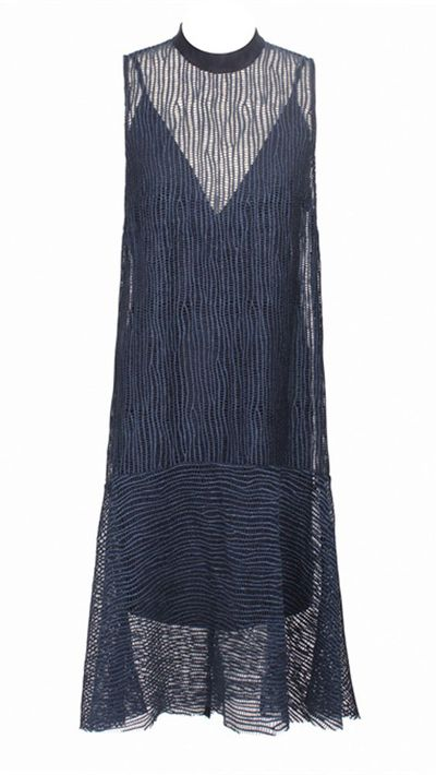 "<a href=""http://shop.gingerandsmart.com/Products/READY%20TO%20WEAR/DRESS/Endless_Sleeveless_Dress__S15525.aspx"">Endless Sleeveless Dress, $649, Ginger & Smart</a>"