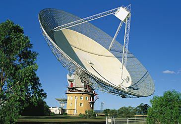 Daily Quiz: Which town is The Dish radio telescope observatory closest to?