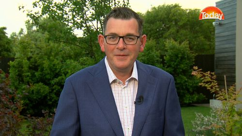 "Victorian Premier Daniel Andrews has rejected claims Melbourne is Australia's ""terror central"" and says that evil is everywhere."