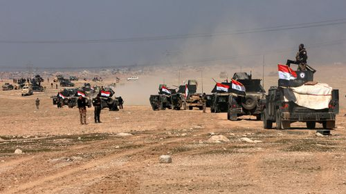 Iraqi forces enter Mosul airport after fierce battle with Islamic State