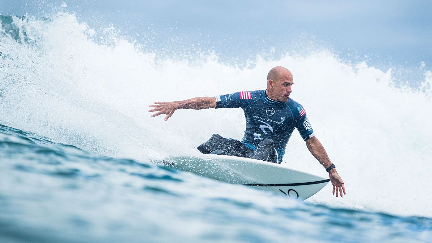 Kelly Slater ready for huge '50 year storm' swell at Bells Beach Rip Curl Pro
