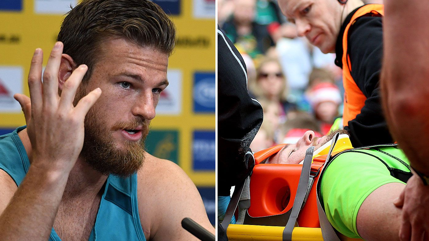 Former Wallabies star Rob Horne set for Twickenham testimonial after career-ending injury