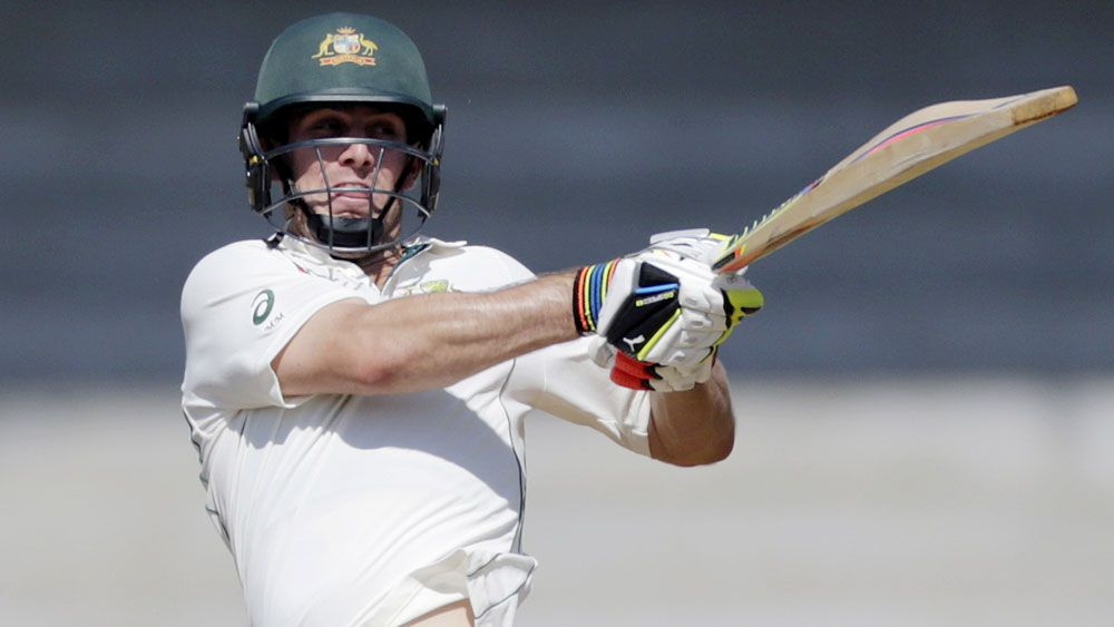Mitchell Marsh faces the prospect of a shoulder reconstruction, (AAP)