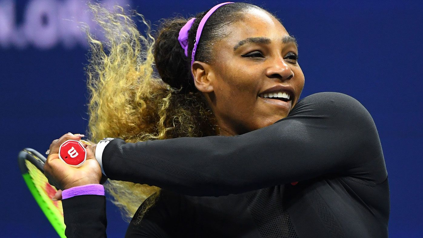 Serena Williams destroys Maria Sharapova, then Carlos Ramos, at US Open