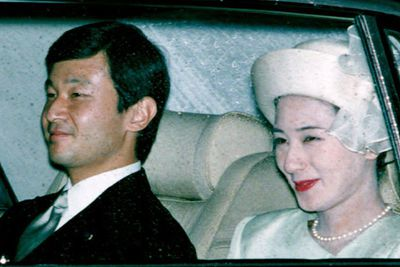 <b>Became royalty in:</b> Japan <p>Harvard graduate Masako missed out on a badass career in the Japanese Foreign Ministry so she could marry Crown Prince Naruhito in 1993. <P>No wonder he had to propose three times before she said yes!