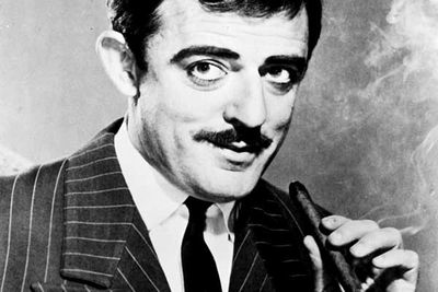 <B>The dad:</B> Gomez Addams (John Astin), <i>The Addams Family</i><br/><br/><B>Father to:</B> Wednesday (Lisa Loring) and Pugsley (Ken Weatherwax).<br/><br/><B>Why he's a rad dad:</B> Imagine never having to follow any rules, being able to come and go as you please, and having Frankenstein's monster as a butler. Instead of restricting the kids, Gomez let them just be themselves. In the Addams house, manners and kindness were tossed out the window, with pranks and torture being the in-thing.
