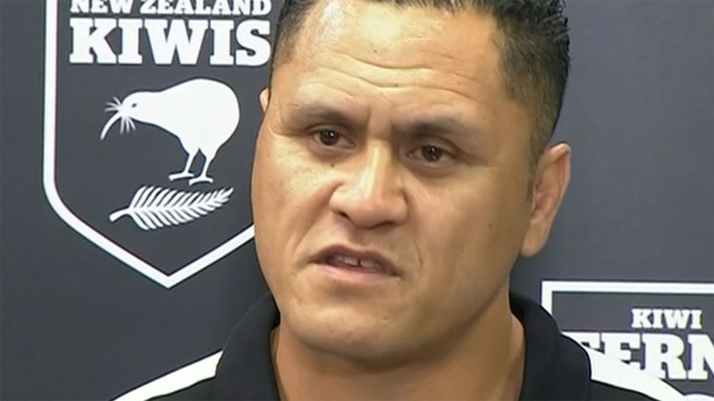 New Zealand coach David Kidwell blindsided by Jason Taumalolo's Rugby League World Cup snub