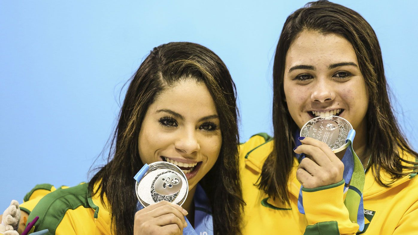Brazilian Diver Opens Up About Rio Sex Romp Ingrid Oliveira