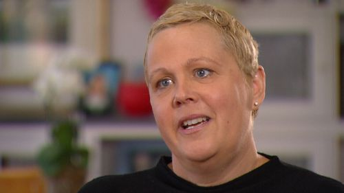 Mother Nicole McMahon's cancer was invisible to scans.