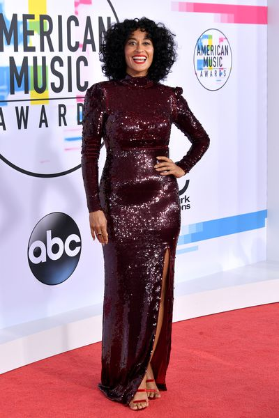 Tracee Ellis Ross in Stella McCartney