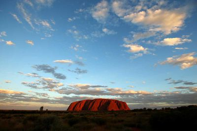 <strong>Most-Instagrammed in the Northern Territory: Uluru, Alice Springs</strong>