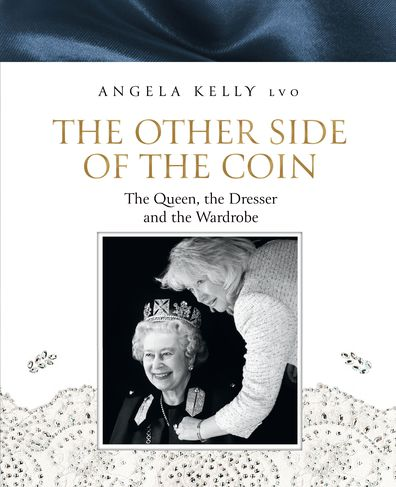 Queen's dresser Angela Kelly