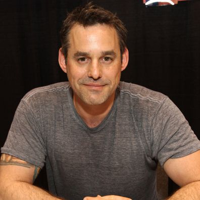 Nicholas Brendon attends the 2012 Chicago Comic and Entertainment Expo at McCormick Place on April 15, 2012 in Chicago, Illinois.