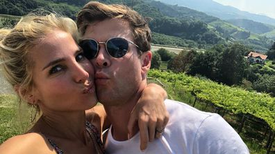 Elsa Pataky with husband Chris Hemsworth