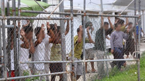 Refugees demand freedom as protests erupt at Manus Island detention centre
