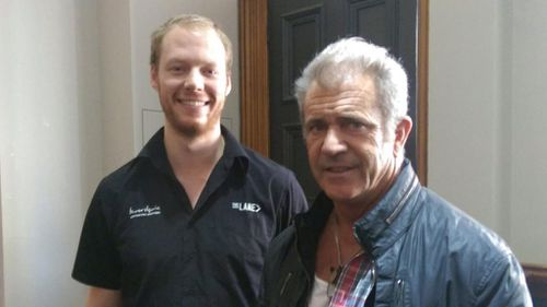 Ballarat locals on #MelWatch as Oscar-winning actor Mel Gibson goes location scouting