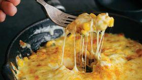 Korean cheese corn