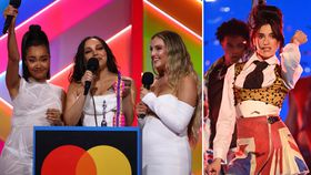 Spice Girls praise Little Mix for historic Brit Awards win
