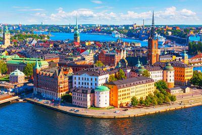 12. Stockholm, Sweden