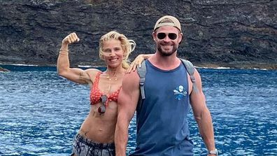 Elsa Pataky (and Chris Hemsworth)