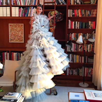 Fashion editor Giovanna Battaglia