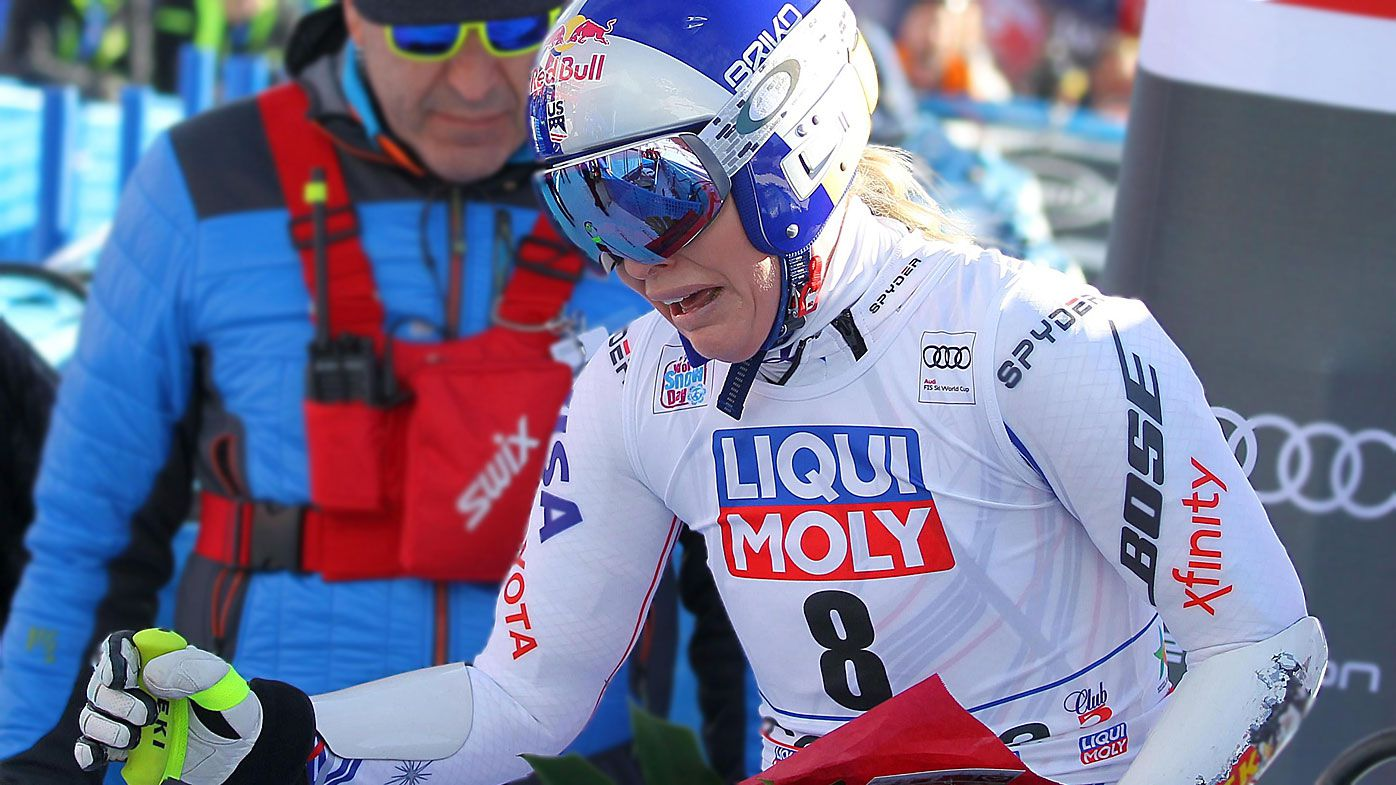 Skiing champion Lindsey Vonn could be nearing shock retirement