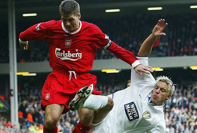 He took the captain's armband fulltime in October 2003.