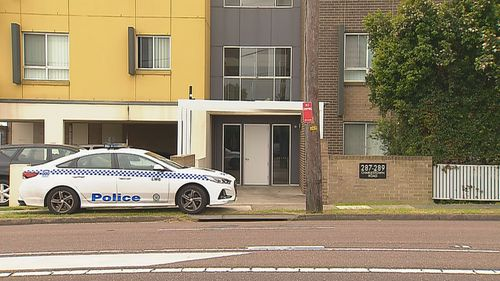 A teenage boy was found dead in a unit in Charlestown at 12.30am today.