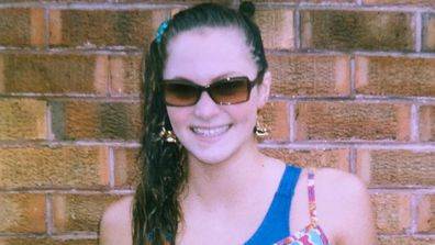 Laura Byrne in a throwback photo