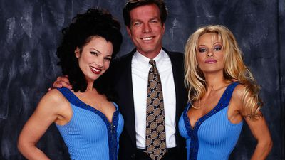 Pamela Anderson (and the cast of The Young and the Restless)