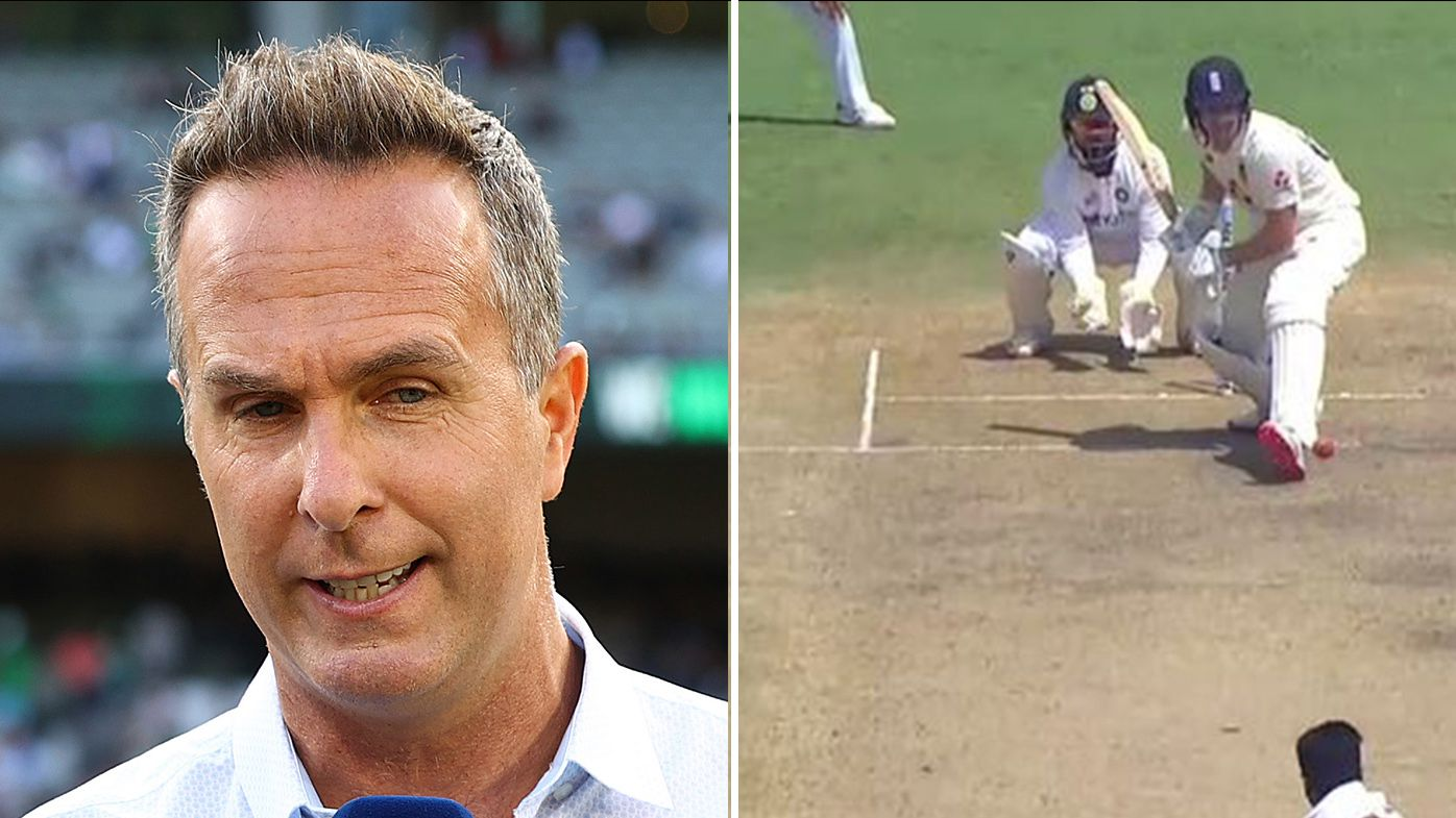 Michael Vaughan, Mark Waugh blast 'stinker' of an Indian pitch as England crash to 44-year low