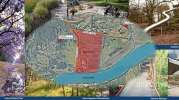VIDEO: Controversy over proposed multi-million dollar development on the Logan River