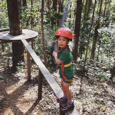 treetop adventure parks