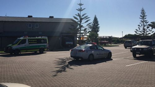 Young man dead in drowning off Semaphore beach, in Adelaide's north-west