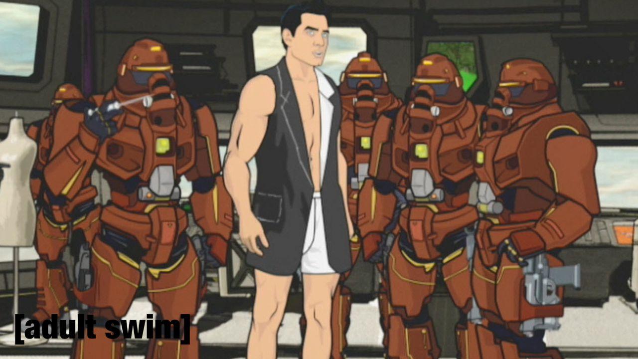 watch frisky dingo episode 1