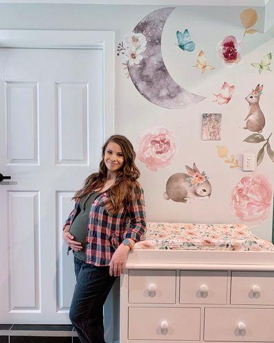 Bindi Irwin, Chandler Powell, pregnancy, baby, nursery, photos