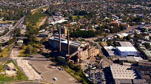 Google walked away from a plan to build a base at White Bay Power Station in Rozelle. (9NEWS)