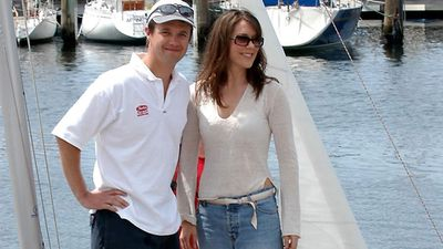 Princess Mary and Prince Frederik in Hobart, 2003