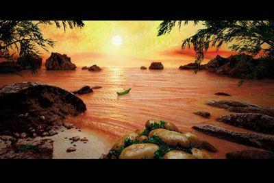 Salmon Sea