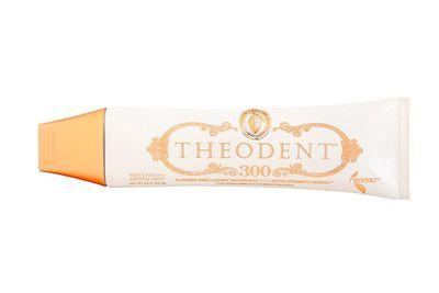 Designer toothpaste, $162.23 (US$114)