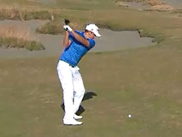 Smith shoots his way to golf gold mine