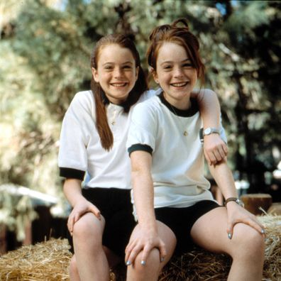 The Parent Trap, Lindsay Lohan, twins