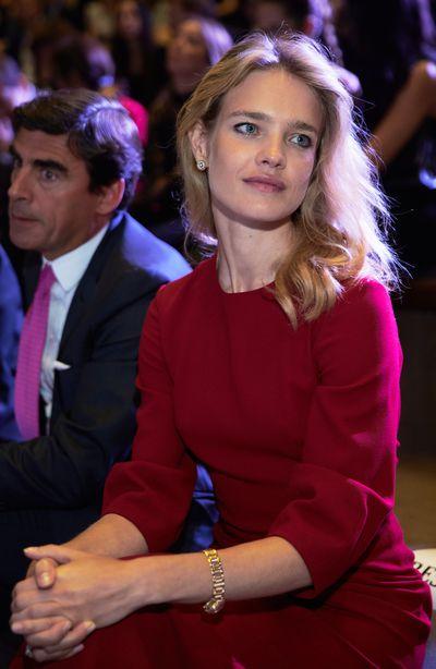 Natalia Vodianova, $7 million ($9.8 million), 33.