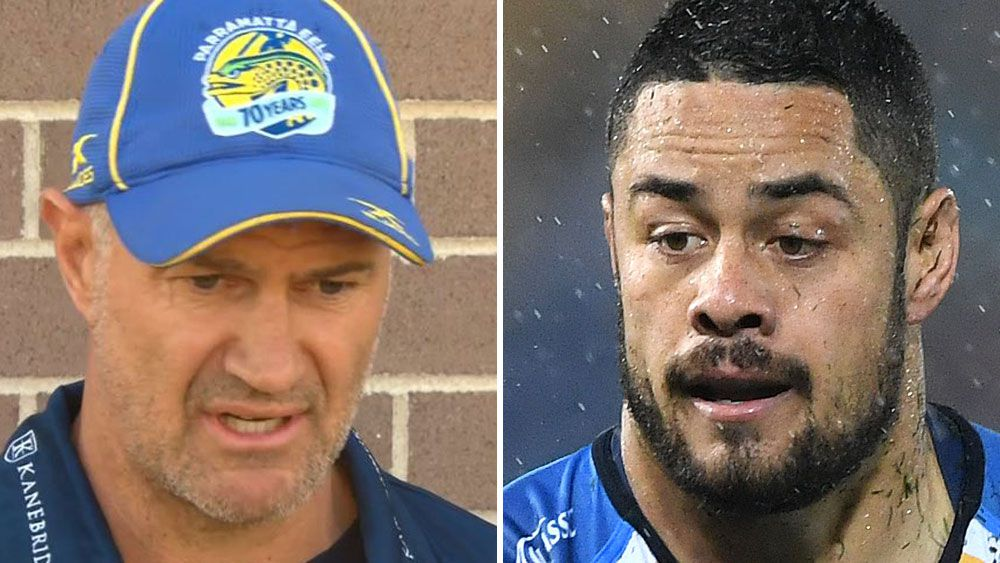 NRL: Jarryd Hayne to miss Gold Coast Titans clash with Parramatta Eels
