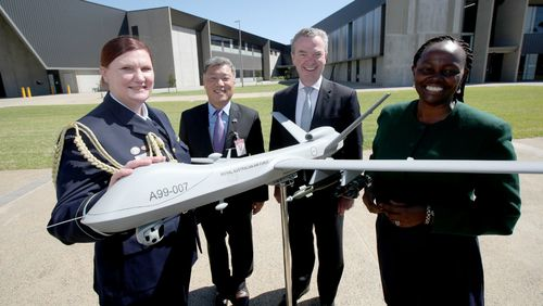 Australia is set to deploy its first fleet of armed, remote-control aircraft.