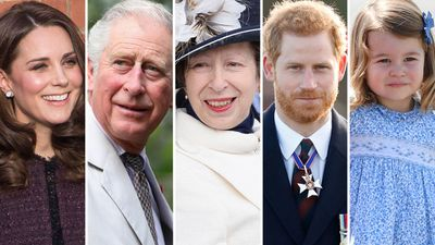 A quick who's-who of the British Royal Family members
