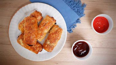 A really good sausage roll is the kind of meal the whole family loves