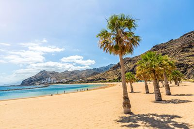 4. Tenerife, Spain