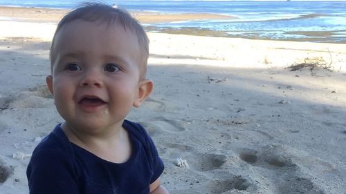 Lucas Wockner was found unresponsive after a nap at his Toowoomba daycare centre. Picture: GoFundMe