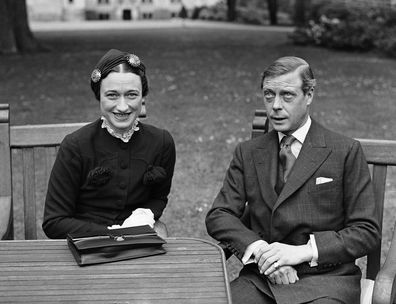 Edward VIII Wallis Simpson